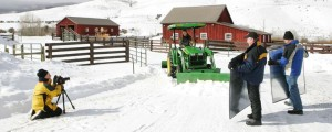 Location provided by Colorado Location Scout Gary Hubbell for the John Deere winter maintenance photo shoot.